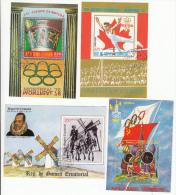 Lote De Hojas Nº 12 - Colecciones (sin álbumes)