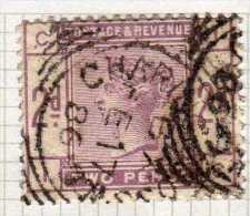 YT 78 - COTE 55 € - 1840-1901 (Viktoria)