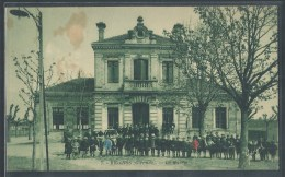 CPA 33 - Biganos, La Mairie