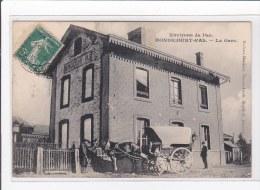 MONDICOURT-PAS : La Gare - Tres Bon Etat - Autres Communes