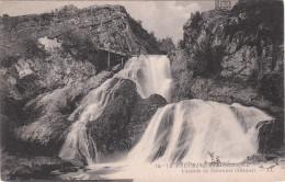 Carte Postale Ancienne - Montagne - Alpinisme - Le Dauphiné Pittoresque - Cascade De Sarennes (Oisans) - Alpinisme