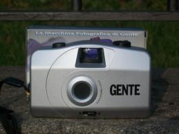 MACCHINA FOTOGRAFICA Promozionale Rivista GENTE - Appareils Photo
