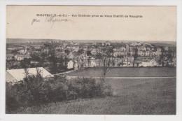 78 - CHAVENEY VUE GÉNÉRALE PRISE DU VIEUX CHEMIN DE NEAUPHLE - 2 Scans - - France