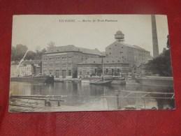 VILVOORDE  -  VILVORDE  -  Moulin  De Trois-Fontaines     -  (2 Scans) - Vilvoorde