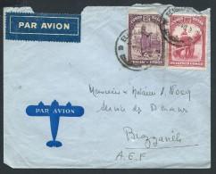 CONGO BELGE - Enveloppe Pour Brazzaville En 1940 - à Voir - Lot P13870