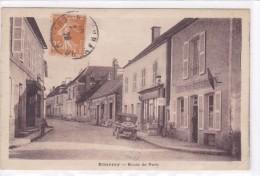 Rouvray -  Route De Paris - France