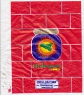 ORANGE PAPER - CARTA ARANCI - PAPIER DE FRUIT- CARTA FRUTTA - INVOLUCRO FRUTTA - FRUIT PAPER - Altre Collezioni