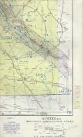Carte Aérienne U.S. Air Force - AUSTIN (P - 5) - 1952. - Cartes