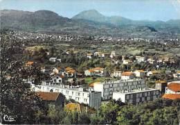 """AUBIERE 63 - Résidence """" GERGOVIE """" ( Immobilier HLM Cité ) - CPSM CPM Grand Format - Puy De Dôme - Aubiere"""