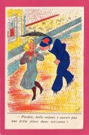 Humoristique, Pardon, Belle Enfant..., (G. Artaud, Nantes) - Humour