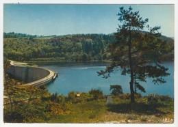 81 - La Montagne Noire       Le Barrage Des Cammazes - France
