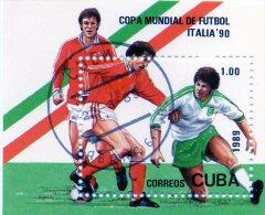 1989 Cuba - Campionati Mondiali In Italia - 1990 – Italia