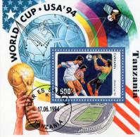 1994 Tanzania - Campionati Mondiali Inegli Stati Uniti - 1994 – Estados Unidos
