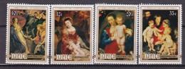 NIUE - N°Y&T - Série 196/9 - Les 4 Valeurs - Noel Et Tableaux - N** - Niue