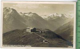 STARKENBURGERHÜTTE 1931Verlag: MUCH HEISS, INNNSBRUCK ------- POSTKARTE Frankatur,  Stempel,  15.6.31  Erhaltung: I-II, - Bregenz