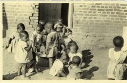 CPA (afrique)  MURAMBA - RUANDA  Orphelinat  NOEL    Tentation - Rwanda