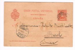 39 Circulado Direccion Con Acento Grave - 1850-1931
