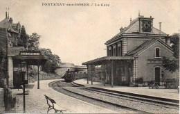 92 FONTENAT-aux-ROSES La Gare - Fontenay Aux Roses