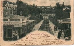 92 SEVRES-VILLE-d'AVRAY   La Gare - Sevres