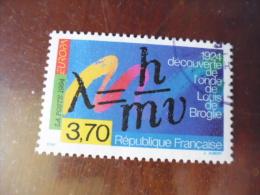 FRANCE TIMBRE    YVERT N° 2879 - France