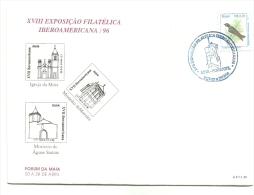 XVIII  EXPOSIÇÃO  FILATELICA  IBEROAMERICANA/  96 - Ongebruikt
