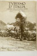 TURISMO D´ITALIA - DICEMBRE 1930 (BITONTO, ALBANO, SIENA, VIDUA, GIULIANOVA, SOVANA, SORRENTO, ISOLA TIBERINA) - Arte, Design, Decorazione