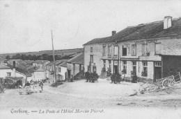 Corbion La Poste Et L'Hôtel Mercier - Postal Services
