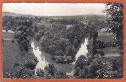 Carte Postale 47. Lavardac  Confluent De La Gelise Et La Baïse   Trés Beau Plan - Lavardac