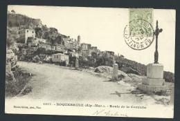 MONACO - Obl. De Monte Carlo Sur Cp En 1904 - A Voir - Lot P13911 - Briefe U. Dokumente