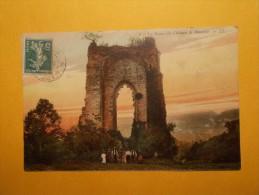 Carte Postale - BEAUVOIR EN ROYANS (38) - Les Ruines Du Chateau De Beauvoir (LOY/81) - France