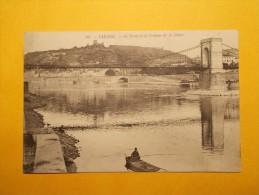 Carte Postale - VIENNE (38) - Le Pont Et Le Coteau De La Bâtie (LOY/83) - Vienne