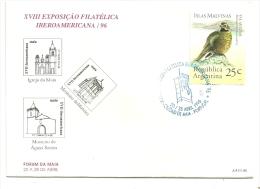 XVIII  EXPOSIÇÃO  FILATELICA     IBEROAMERICANA/ 96  REPUBLICA  ARGENTINA - Ongebruikt