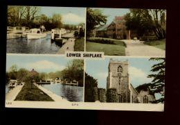 L9786 LOWER SHIPLAKE - VIEWS - Inghilterra