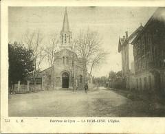 69 Environs De Lyon La Demi Lune  L'église - Otros