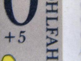 Bund BRD Mi.-Nr. 655, Schmitzdruck, Auf Brief - Abarten