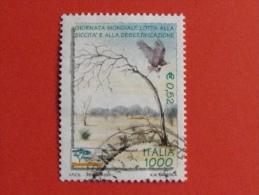 ITALIA USATI 2001 - L´ambiente E La Natura AVVOLTOIO - SASSONE 2538 - RIF. G 1871 - 6. 1946-.. Repubblica