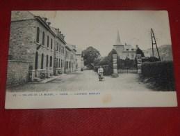 YVOIR  -  L'Avenue Rosalie  -  1906     -  (2 Scans) - Yvoir