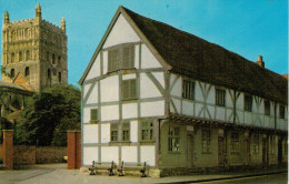 TEWKESBURY    THE  ABBEY  COTTAGES       (NUOVA) - Inghilterra