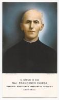 Servo Di Dio Sacerdote Francesco Chiesa - B6 - Images Religieuses