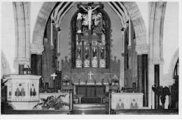 TOPSHAM   THE  CHURCH   INTERNO     (NUOVA) - Inghilterra