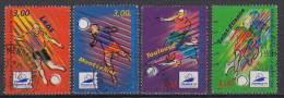 FRANKRIJK - Michel - 1996 - Nr 3154/57 - Gest/Obl/Us - Gebraucht