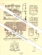 Photographien / Ansichten , 1920 , Entlebuch , Prospekt , Architektur , Fotos !!! - LU Luzern