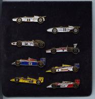 Coffret 8 Pin´s Honda F1 History - F1