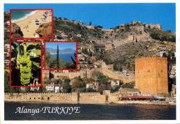 ALANYA TÜRKEI - 3 Sondermarken - Türkei