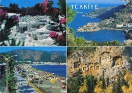KAYALAR TÜRKEI - 2 Sondermarken - Türkei