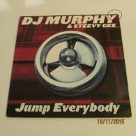 MAXI 45T DJ MURPHY & STEEVY GEE : JUMP EVERYBODY - 45 T - Maxi-Single