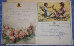 (G002) Belgique - Lot 15 Télégrammes Du 26/9/1945 - Non Classés