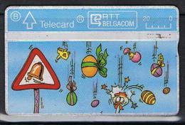 RTT / Belgacom Serienummer 203F - Belgique