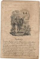 167.NICOLAUS SPEELMANS - HASSELT 1849 (55j) - Imágenes Religiosas