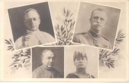 TRATADO DE SAN JUAN DE LETRAN - LA CONCILIAZIONE FRA L'ITALIA E IL VATICANO EDIZIONE DELL'ISTITUTO NAZIONALE LUCE BERGAM - Evenementen